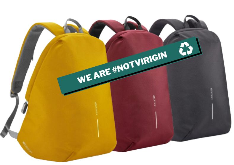 Cadouri din materiale reciclate – rPET #notVirgin